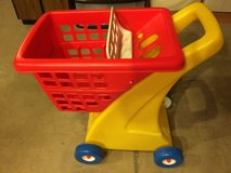 Little Tikes Shopping Cart in Glendale Heights, Illinois