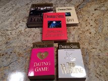 Set of five Danielle Steel's books in Glendale Heights, Illinois