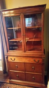 Cherry China Cabinet in Glendale Heights, Illinois