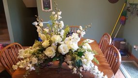 Large Floral Centerpiece used for Wedding in Ottawa, Illinois