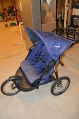 Baby Trend Expedition Double Jogging Stroller in Naperville, Illinois