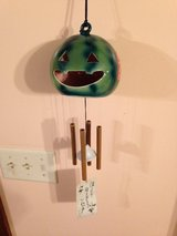 Oriental Green Pumpkin Windchime in Bolingbrook, Illinois