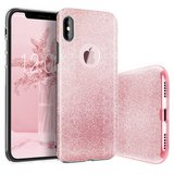 iPhone 10 Pink Sparkle Case in Clarksville, Tennessee
