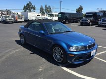 2003 BMW M3 6-SPEED *LOW MILES* in Vacaville, California