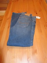 Abercrombie youth jeans - a&f boot (NEW) in Naperville, Illinois