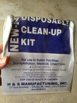 New-aid Disposable Clean-up kit in St. Charles, Illinois
