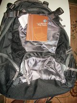 NWT Black Back Pack Outdoors Heavy Duty Deluxe Laptop Day Pack in Alamogordo, New Mexico
