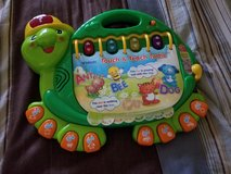Vtech turtle book system in Spring, Texas