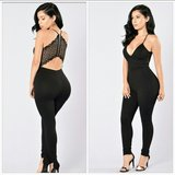 Fashion Nova Jumpsuit Sz. L in Vacaville, California