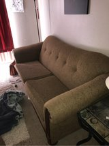 brown couch in Fort Hood, Texas