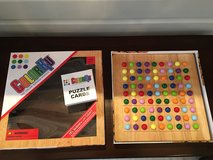ColorKu Colorful Wooden Sodoku Game - Like NEW in Glendale Heights, Illinois