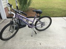 Girls Purple Schwinn Equipped Bike in Camp Lejeune, North Carolina