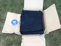 Leaf Cover for 24 foot above ground round swimming pool in Plainfield, Illinois