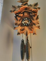 One day cuckoo clock in Glendale Heights, Illinois