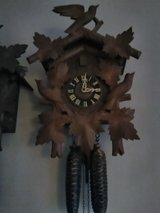 8-day cuckoo clock in Glendale Heights, Illinois