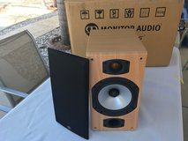 Monitor Audio BR2  Speakers (2) Brand New in Camp Pendleton, California