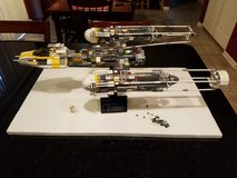 Lego #10134 Star Wars Y-Wing Starfighter UCS INCOMPLETE in Sugar Grove, Illinois