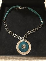 Blue Pendant Necklace in Spring, Texas