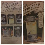 Farm stand beverage dispenser in Beaufort, South Carolina