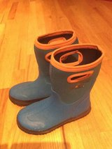 Bogs Ghosh Rain Boots Size 3 in Naperville, Illinois