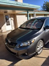 REDUCED2010 Toyota Corolla S in Alamogordo, New Mexico