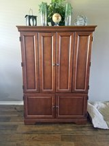 Brown Armoire in Excellent Condition in Baytown, Texas