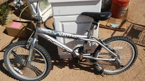 Bike needs new tubes in 29 Palms, California