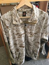Jacket, Polartec Fleece Marpat Desert Digital USMC NEW Med Reg in Camp Pendleton, California
