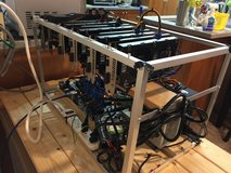 6x 1060 Mining Rig 141Mh/s Ethash in Okinawa, Japan