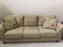 Couch and love seat (matching) in Sugar Grove, Illinois