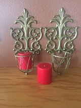 wall mount candle holders in 29 Palms, California