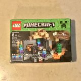 Lego Minecraft The Dungeon Complete in Box EUC in Vacaville, California