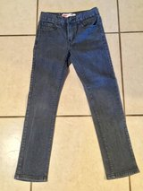 Boy's Levi's Denim Jeans Size 10R & 12R EUC in Vacaville, California