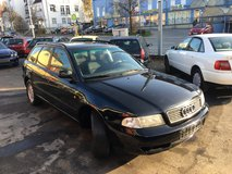 Audi A4 station wagon- brand new inspection in Hohenfels, Germany