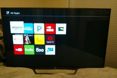 Sony 55-Inch TV with Built-in Wi-Fi in Fort Campbell, Kentucky