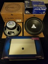 JL audio stereo in Vacaville, California
