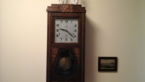 antiques clock in Hohenfels, Germany