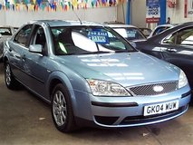 FORD MONDEO HATCHBACK in Lakenheath, UK