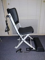 REDUCED! Resistance Exercise/Rehabilitation Chair in Yorkville, Illinois