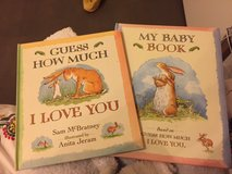 """ Guess How Much I Love You"" Baby Book and Story Book in Ramstein, Germany"