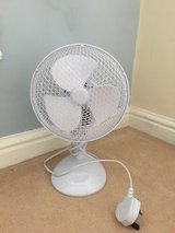Small Desk Fan (UK Spec) in Lakenheath, UK