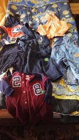 Warm clothing set for a baby 6mo/12mo. in Ramstein, Germany
