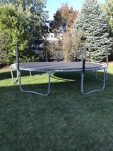 Trampoline in Joliet, Illinois
