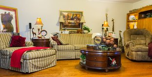 4 Pc. Living Room Furniture for Sale in Eglin AFB, Florida