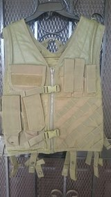 Tactical Vest in Lackland AFB, Texas