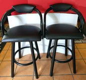 Set of 2 Bar Stools in Kingwood, Texas