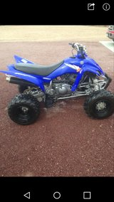 2005 Yamaha raptor 350 in Fort Irwin, California