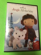 NEW Hallmark Jingle All The Way DVD in Shorewood, Illinois