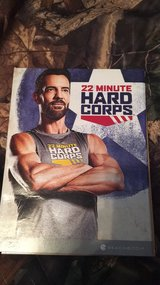 22 minute hard corps in Fort Drum, New York