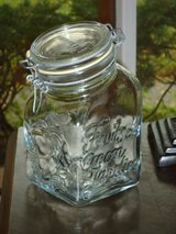 glass canister in Naperville, Illinois